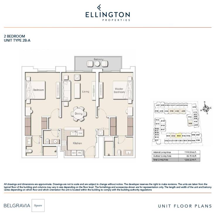 Belgravia Square JVC By Ellington Properties Dubai